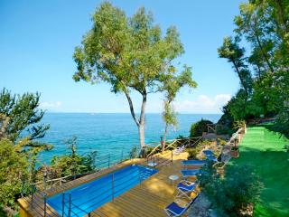 Direct access to the sea, incredible VILLA OFELIA private pool, sea view
