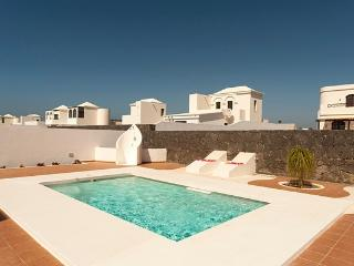 Magnifica Villa Turquesa en Playa Blanca
