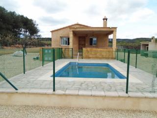 Masía rústica con piscina., El Perelló