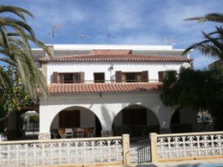 Apartment with fantastic view, San Juan de los Terreros