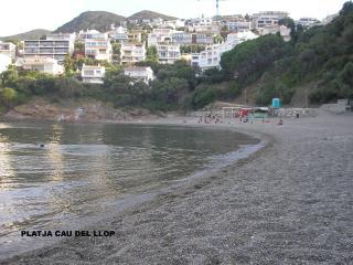 Atico gran terraza vista al mar Llança Costa Brava