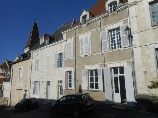 Restored 17c Town House, Southern Loire Valley, Preuilly-sur-Claise