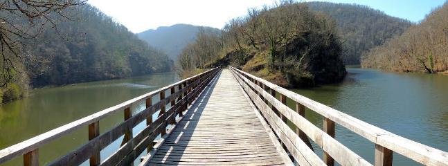 Las Planques hiking trail