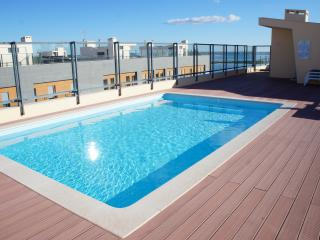 Olhao Seaview Apartment with free Wifi