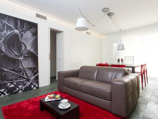 Wonderful Minimalist 2 Bedroom Apartment in Gracia, Barcelona