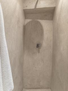 Bedroom 1 shower - First floor