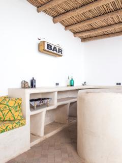 Roof terrace - Bar area