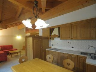 Appartamenti Villa Elisa |7 | Trilo con soppalco x 4/6 persone, Falcade
