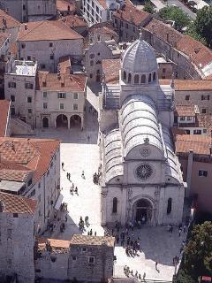 Šibenik , Katedrala Sv Jakov