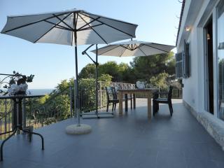 Stunning sea view newly furbished house Villa Tina, Vis