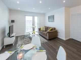 Two bedroom serviced apartments in Campbell Park, Milton Keynes