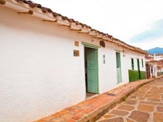 La Casa del Pescado, Barichara