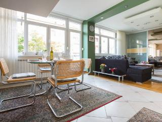 Apartment M49 - wide, sunny, centre, Zagreb
