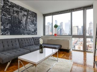 Incredible Midtown Manhattan Views 2 Bedroom, Nova York