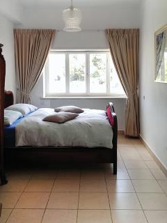 2. Bedroom, double bed