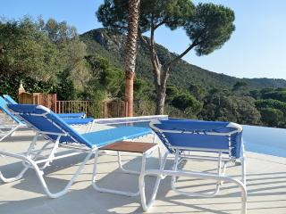 Villa Brisa 7 persons, with pool and seaview, Santa Cristina d'Aro