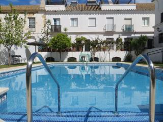 Casa 9 Sanlucar Wonderful house with Pool A/c WiFi 50mb Parking & close to beach
