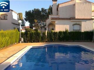 Casa adosada familiar WIFI Miami Platja Tarragona