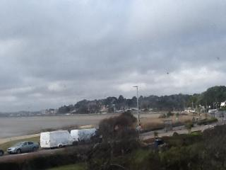 1st floor flat in Sandbanks overlooking harbour