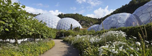 Cornwalls Eden Project
