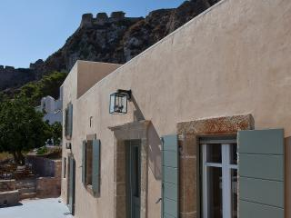 The House under the Castle, Kythira Town