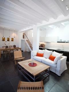 Ground Floor - Living Room Area