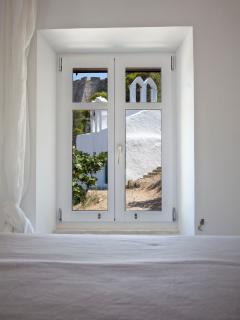 Upper Level - Master Bedroom View