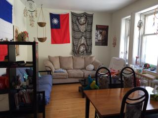 3 bedroom apartment sublet June to August, Montreal