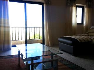Living & balcony