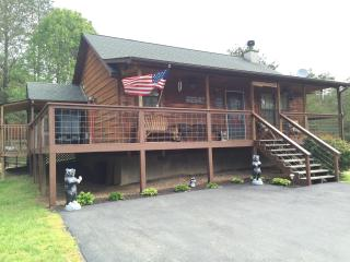 Great 2 bedroom cabin 4 miles from Pigeon Forge
