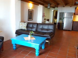 CASA OLD SAN JUAN Ocean Front Bedroom + Loft