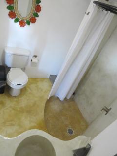 Bonus/Media Room Full Bathroom