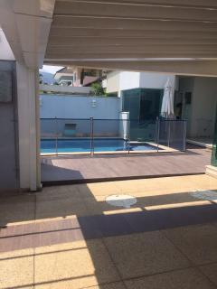 Triplex luxury house rental