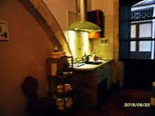 Casa dei Cordari di Ortigia Siracusa vista angolo cottura