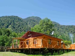Cabaña Rukaleufü - Chihuio, Futrono, Chile - 5p
