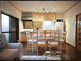 3 Bedroom Spacious Ikebukuro House with FREE WIFI!