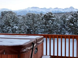 San Juan Paradise - Panoramic Views! Hot Tub!, Ridgway