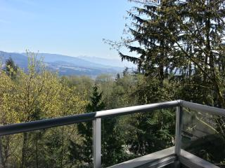 Modern 2BD condo with view @ SFU, Burnaby