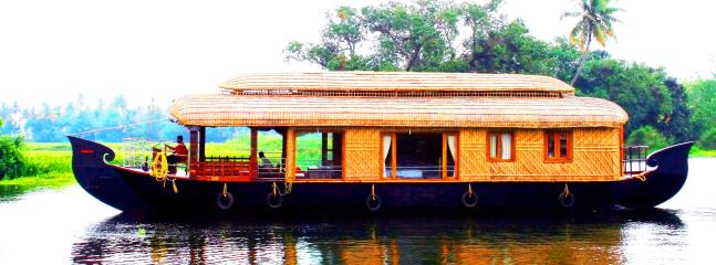 One bedroom premium houseboat