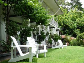Brentwood B and B Apartments - Meadow View King, Healesville