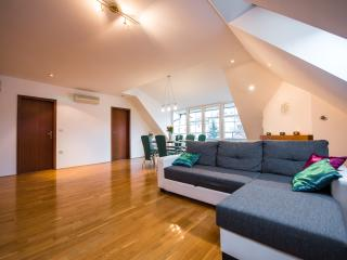 Stylish apartment in Villa Prule, Ljubljana