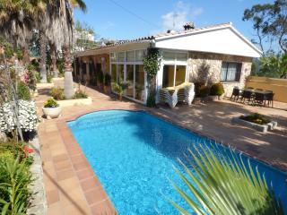 Villa Raquel casa para 18 personas, Lloret de Mar