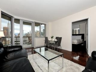 Luxury 2BR/2BA Doorman Apt for 6 in Murray Hill, New York City