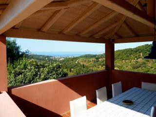 Country House in Corfu, Arillas