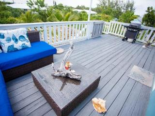 Secluded,safe beach retreat, Spanish Wells Bahamas