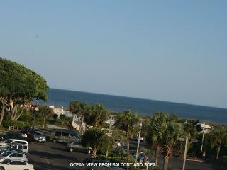 Fabulous Ocean condo, great ocean view, free WI-FI, Hilton Head