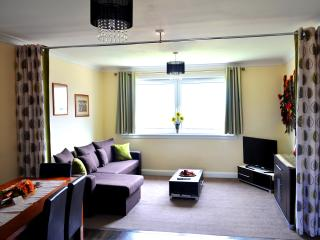 3 BEDROOM APARTMENT GLASGOW - Corporate, Contractors & Holiday let -FREE PARKING