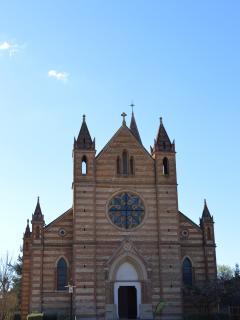 l'église de Genas