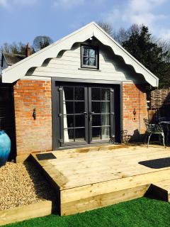 The Boathouse, riverside location, Norwich