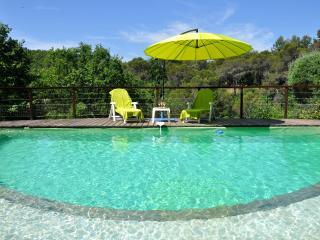 Geraumiges Ferienhaus, grosses Grundstuck und Pool